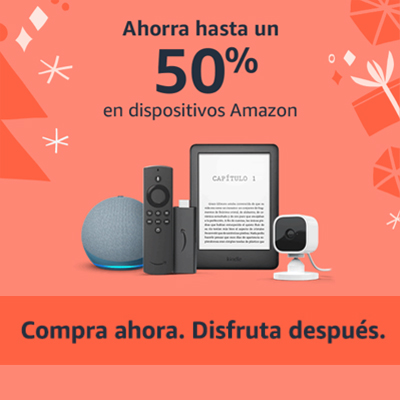 DISPOSITIVOS AMAZON BLACK FRIDAY